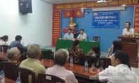 Đối thoại giữa Phường Tân Thuận Tây với người dân về hồ Đầm Dơi