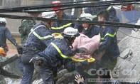 Nguyên nhân sập nhà khiến 5 người thương vong ở Hà Nội