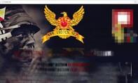 Nhóm hacker 1937CN tấn công website của Báo Sinh viên Việt Nam