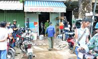 Nổ can axit ở chợ hóa chất Kim Biên, 4 người bị bỏng nặng