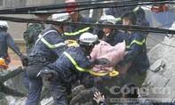 Khởi tố vụ sập nhà làm 5 người thương vong