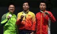 Xạ thủ Hoàng Xuân Vinh giành HCV, phá kỷ lục Olympic