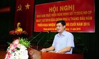 Các đơn vị LLVT TP.HCM phối hợp hiệu quả trong thực hiện Nghị định 77 của Chính phủ