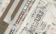 Trung Quốc xây dựng hàng loạt nhà chứa máy bay trái phép ở Trường Sa