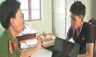 Bắt đối tượng tái phạm hành vi trộm cắp tài sản