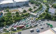 Giao thông Sân bay Tân Sơn Nhất ùn ứ trước ngày nghỉ lễ 2-9
