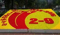 Hà Nội ngập tràn cờ hoa chào đón ngày Quốc khánh