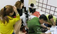 Nhiều thiếu nữ thuê khách sạn chơi ma tuý giữa Sài Gòn