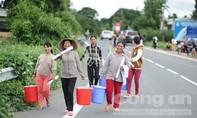 Trao hàng nghìn bộ dụng cụ vệ sinh cho phụ nữ ở vùng ảnh hưởng El Nino