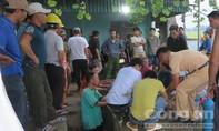 Một thợ hàn bị điện giật tử vong khi sửa mái tôn