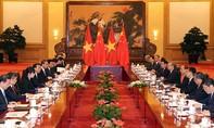 Thủ tướng Nguyễn Xuân Phúc hội đàm với Thủ tướng Trung Quốc