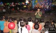 Công an Đắk Lắk mang trung thu đến trẻ em vùng sâu, vùng xa
