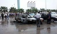 Tài xế chết cháy bên trong ô tô tại sân bay Nội Bài
