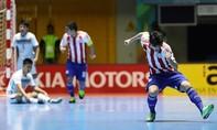 Futsal Việt Nam thua đậm trước đối thủ nặng ký