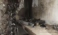 Rò rỉ khí gas trong lúc nấu ăn, người đàn ông bỏng toàn thân