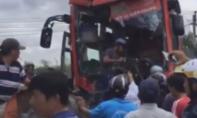 Nhân viên hãng Phương Trang tử nạn sau cú tông trực diện với xe giường nằm