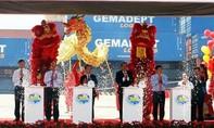 Khai trương cảng container quốc tế trị giá 200 triệu USD tại TP.HCM