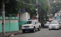 Bị bạn trai quen trên mạng kề dao vào cổ cướp xe ngay giữa trung tâm Sài Gòn