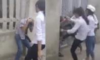 Nhóm nữ sinh lớp 12 đánh hội đồng nam thanh niên giữa đường