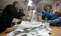 Kết quả sơ bộ bầu cử Quốc hội Nga: Đảng cầm quyền của Putin thắng thế