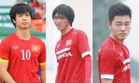 Công Phượng, Tuấn Anh, Xuân Trường được gọi lên tuyển chuẩn bị cho AFF Cup