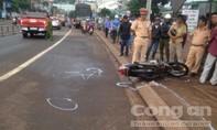 Tai nạn thương tâm khiến người vợ tử vong, 2 cha con bị thương nặng
