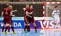 Futsal Việt Nam khép lại giấc mơ ngọt ngào tại World Cup