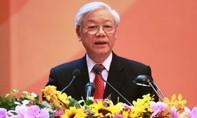 Tổng bí thư lần đầu tham gia Đảng ủy Công an TƯ