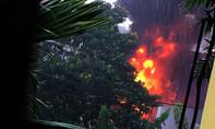 Hơn 71 ngàn hộ dân bị mất điện trong vụ nổ trạm biến áp