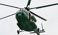 Trực thăng cứu hộ rơi, 3 người thiệt mạng