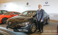 Renault Talisman - đối thủ nặng ký của Toyota Camry tại Việt Nam