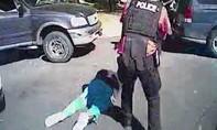 Cảnh sát Charlotte công bố video bắn chết người da màu