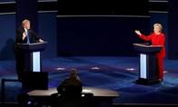 Tranh luận Trump – Clinton: Bà Clinton thắng thế