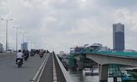 Hợp long cầu Metro vượt sông Sài Gòn vào ngày mai
