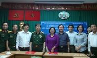 Ký kết phối hợp công tác giữa TPHCM với báo Quân đội Nhân dân