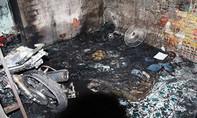 Ba người suýt bị thiêu sống trong phòng trọ ở Bình Dương