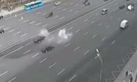 Xe của Tổng thống Putin gặp tai nạn, tài xế tử vong