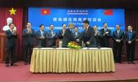 Thoả thuận hợp tác với Doanh nghiệp Trung Quốc