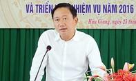 Khởi tố và truy nã bị can Trịnh Xuân Thanh