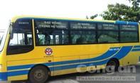 Phát hiện một tài xế xe buýt dùng bằng giả