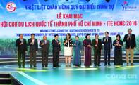 ITE HCMC 2016: Thúc đẩy du lịch Việt Nam thành ngành kinh tế mũi nhọn