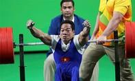 UBND Long An tặng bằng khen cho vận động viên Lê Văn Công