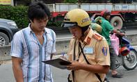Những mức phạt vi phạm luật giao thông có hiệu lực từ 1-1-2017