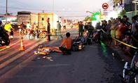 Nam thanh niên bị xe tải cán chết trên đường đi làm về