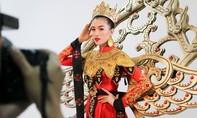 Hé lộ những hình ảnh đầu tiên về quốc phục của Lệ Hằng tại Miss Universe