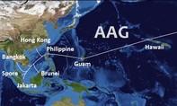 Gần Tết mới tiếp cận được cáp quang AAG để khắc phục sự cố