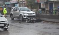 Hai vụ tai nạn liên tiếp trên QL1A khiến 1 người bị thương