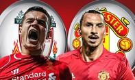 Đại chiến Manchester – Liverpool: Thuốc thử đủ nặng cho 'Quỷ đỏ'?