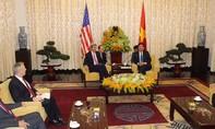 Ngoại trưởng Mỹ thăm TP.HCM