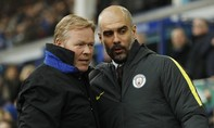 Hàng thủ tệ hại, Manchester City thua muối mặt trước Everton